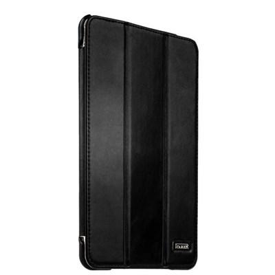 Чехол кожаный i-Carer для iPad mini 4 Vintage Series (RID797bl) Черный - фото 5800