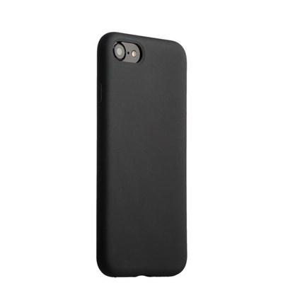 Чехол-накладка силиконовый COTEetCI Silicone Case для iPhone 8/ 7 (4.7) CS7017-BK Черный - фото 6052