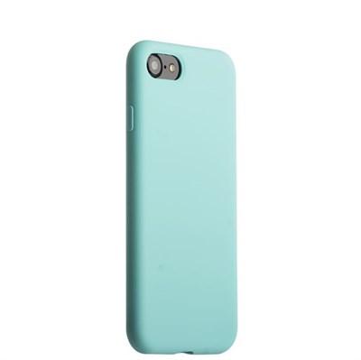 Чехол-накладка силиконовый COTEetCI Silicone Case для iPhone 8/ 7 (4.7) CS7017-GN Изумрудный - фото 6053