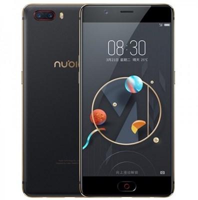 Смартфон ZTE Nubia M2 lite 32Gb Ram 4Gb Black/Gold - фото 10358