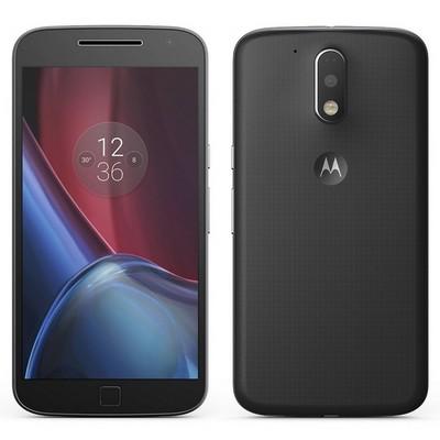 Смартфон Motorola Moto G4 Plus 32Gb Black - фото 8396