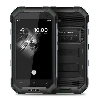 Смартфон Blackview BV6000 32Gb Dual Black - фото 8743