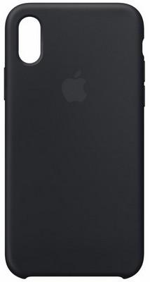 Силиконовый чехол Silicone Case для Apple iPhone X/Xs В ассортименте - фото 14364