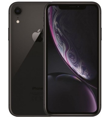 Смартфон Apple iPhone Xr 128GB A1984 Черный - фото 15346