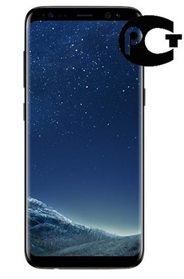 Смартфон Samsung Galaxy S8 64GB SM-G950FZKDSER (Черный бриллиант) - фото 15552