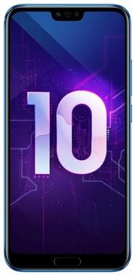 Смартфон Honor 10 4/128GB COL-L29 (Мерцающий синий) - фото 15598