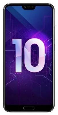 Смартфон Honor 10 4/128GB COL-L29 (Черный) - фото 15641