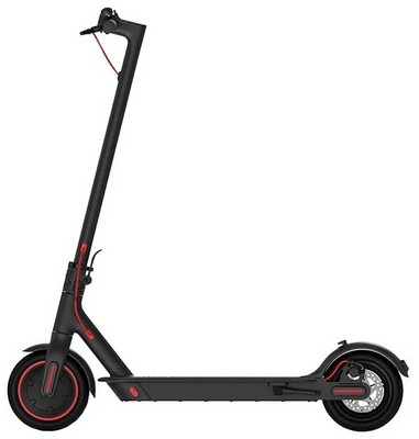 Электросамокат Xiaomi Mijia Electric Scooter M365 PRO черный - фото 15839