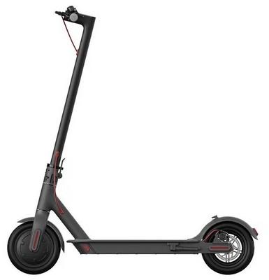 Электросамокат Xiaomi Mi Electric Scooter 1S Черный - фото 15855