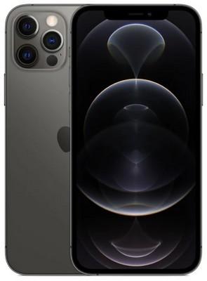 Смартфон Apple iPhone 12 Pro 256GB A2407 Графитовый (Graphite) RU/A - фото 15899