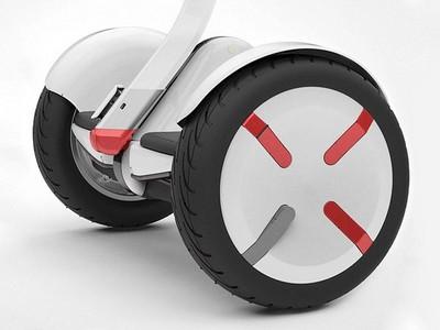 Сегвей Segway S Pro (miniPRO) Белый - фото 15982