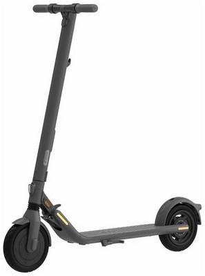 Электросамокат Ninebot KickScooter E25, Черный - фото 16081