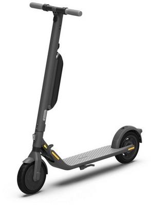 Электросамокат Ninebot KickScooter E45, Черный - фото 16085