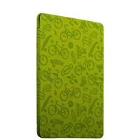 "Чехол-подставка Deppa Wallet Onzo для Apple New iPad (9,7"") 5-6го поколений 2017-2018г.г. с тиснением 1.0мм D-88035 Зеленый"