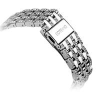 Ремешок со стразами из нержавеющей стали COTEetCI W4 Magnificent Band (CS2088-SS) для Apple Watch 42мм Серебристый