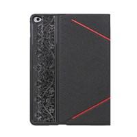 Чехол iBacks VV Structure Leather Case для iPad Air 2 - Nameplating Edition (ip60066) Black Черный