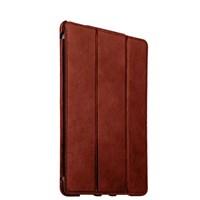 """Чехол кожаный i-Carer для iPad Pro (9.7"""") Vintage Series (RID704br) Коричневый"""