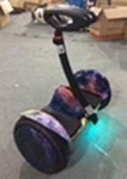 Гироскутер Сегвей MINIROBOT Фиолетовый Космос