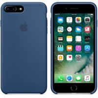 Чехол APPLE Silicone Case для iPhone 7 Plus, Ocean Blue (MMQX2ZM/A)