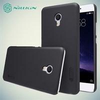 Чехол силиконовый Nillkin для Meizu MX6 чёрный