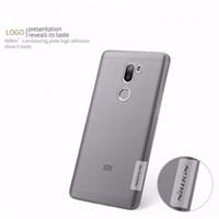 Чехол силиконовый Nillkin для Xiaomi Mi5s Plus белый