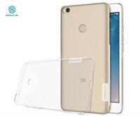 Чехол силиконовый Nillkin для Xiaomi Mi Max белый