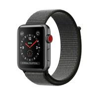 Часы Apple Watch Series 3 Cellular 42mm Aluminum Case with Sport Loop Dark Olive