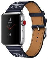 Часы Apple Watch Hermes Series 3 38mm with Single Tour Eperon d'Or