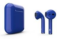 Беспроводные наушники Apple AirPods Color Blue