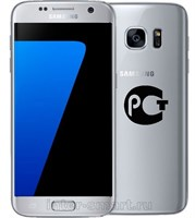 Смартфон Samsung SM-G930FD Galaxy S7 32Gb Silver Titanium/Серебристый титан
