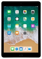 Планшет Apple iPad (2018) 128Gb Wi-Fi + Cellular Space Grey