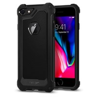 Чехол-накладка Spigen SGP для iPhone 7/8 Case Rugged Armor Extra, Black