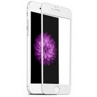 Стекло защитное 3D на IPhone 7/8 White