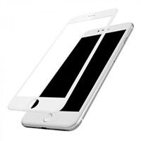 Стекло защитное Super Fingerprint 6D для IPhone 6 Plus/6S Plus White
