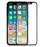 "Защитное стекло Hoco Cool Zenith Series 3D High Transparent Tempered Glass для iPhone X (5.8"")"