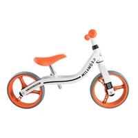 Беговел Tech Team Milano 2 2018 бело-оранжевый