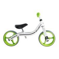 Беговел Tech Team Milano 2 бело-зеленый