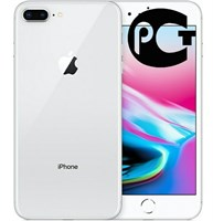 Смартфон Apple iPhone 8 Plus 64GB Silver A1897 MQ8M2RU/A Серебристый