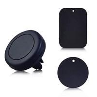 Автомобильный держатель магнитный Partner Magnet для смартфонов в воздуховод