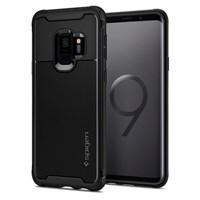 Чехол-накладка Spigen SGP для Samsung Galaxy S9 Case Rugged Armor Urban, Black