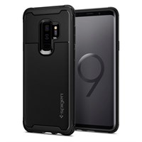 Чехол-накладка Spigen SGP для Samsung Galaxy S9+ Case Rugged Armor Urban, Black