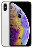 Смартфон Apple iPhone Xs 64GB Серебристый А2097/A1920
