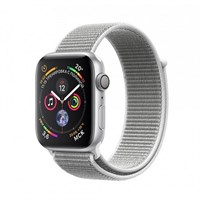 Часы Apple Watch Series 4 GPS 44mm Aluminum Case with Sport Loop Seashell MU6C2