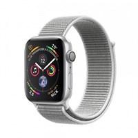 Часы Apple Watch Series 4 GPS 44mm Aluminum Case with Sport Loop Seashell MU6C2
