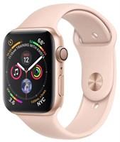 Часы Apple Watch Series 4 GPS 40mm Aluminum Case with Sport Band MU682 Золотистый/Розовый песок