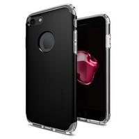 Чехол-накладка Spigen SGP для iPhone 7/8 Case Hybrid Armor 042CS20841, Black