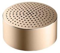 Портативная акустика Xiaomi Mi Bluetooth Speaker Mini золотая