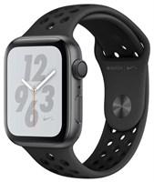 Часы Apple Watch Series 4 GPS 44mm Aluminum Case with Nike Sport Band MU6L2 Серый космос/Антрацитовый/Черный