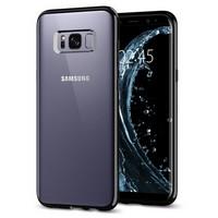 Чехол-накладка Spigen SGP для Samsung Galaxy S8 Plus Case Ultra Hybrid 571CS21682, Midnight Black