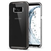 Чехол-накладка Spigen SGP для Samsung Galaxy S8 Plus Case Neo Hybrid Crystal 571CS21654